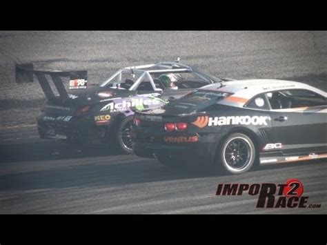 lexus sc430 drift lexus sc430 vs camaro drifting at fd youtube