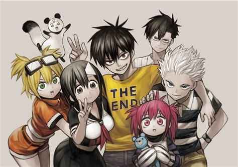 manga blood lad dobiegla konca animeholik newsy anime
