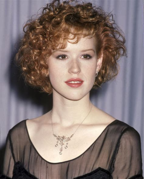 molly ringwald curly hair red hair colour ideas 26 celebrity redheads to inspire