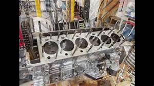 Jaguar V12 Engine Rebuild