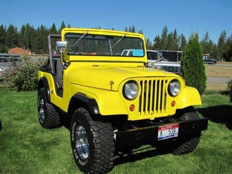 jeep kaiser cj5 find used 1966 kaiser jeep corporation cj5 universal 4x4