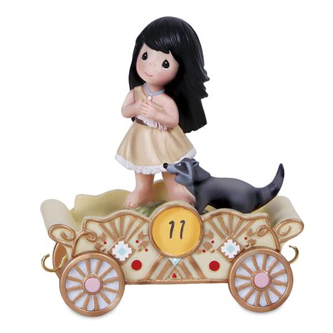 Pocahontas ''Listen to Your Heart'' Birthday Figurine by