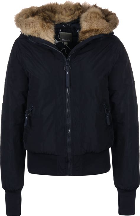 Bench Winter Jackets For by Bench Rich Look Bomber W Winter Jacket Blue