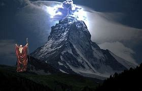 Image result for the mountain of God