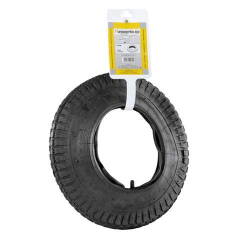 chambre air brouette pneu de brouette chambre à air diamètre 400mm haemmerlin