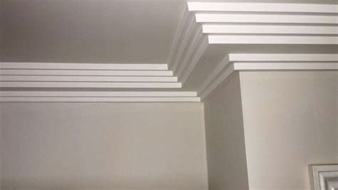 Stepped Ceiling Coving