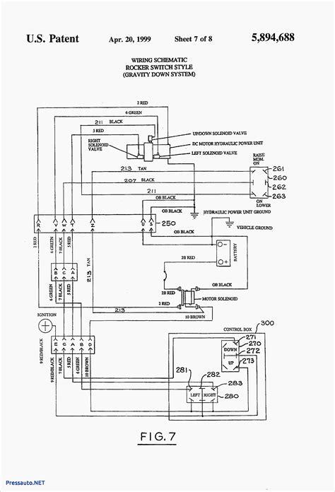 Curtis Plow Wiring Diagram Online