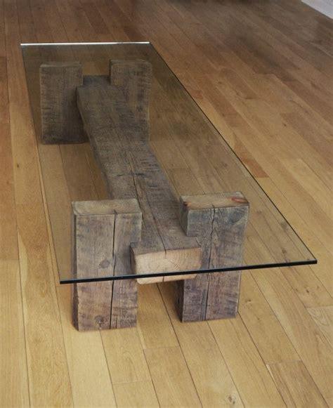 Der Couchtisch Aus Holzunique Coffee Table Design Rustic Furniture With Look 5 by 16 Kreative Diy Ideen Eigene M 246 Bel Zu Machen Diy
