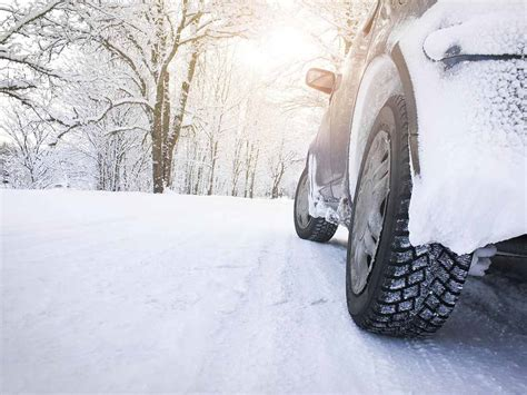 What You Need To Know About Winter Tyres