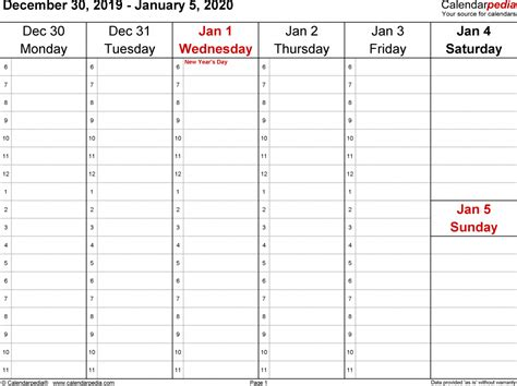 november  blank calendar calendar