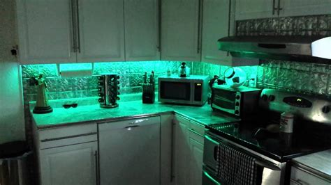 Cupboard Lights by Multi Color Led Cabinet Lighting