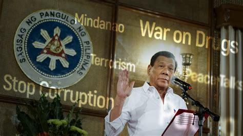 What Were Duterte's Favorite Words In His Speeches?