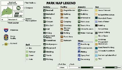 map legends macneanscapes
