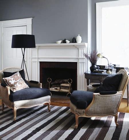 Grey Paint Living Room  Native Home Garden Design