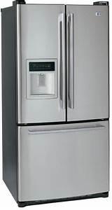 Lg Lfd22860tt 22 4 Cu  Ft  French Door Refrigerator With