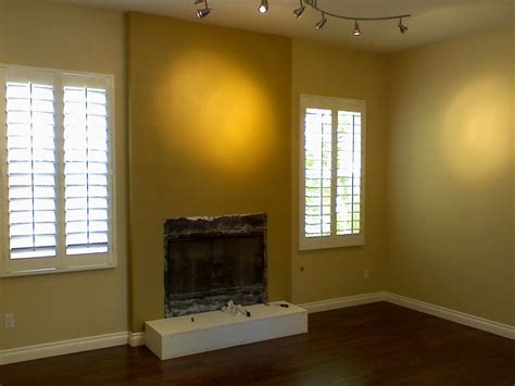 Living Rooms Painted In Two Colors  Home Decoration Club