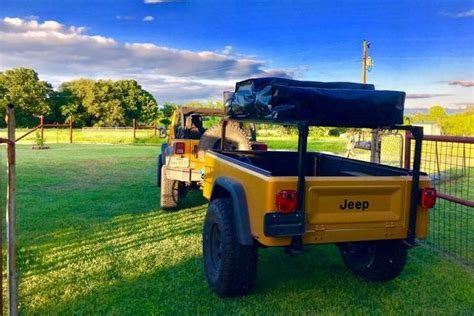 jeep trailer build 26 best how to build a jeep trailer images on pinterest