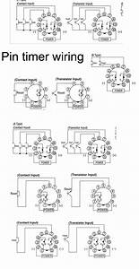 Electrical Timer Box Wiring Diagram
