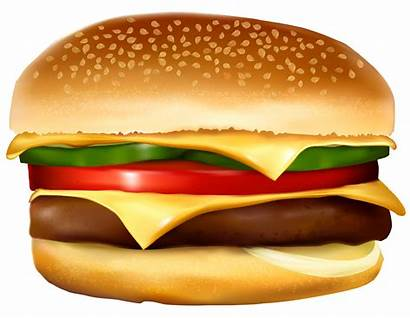 Burger Clipart Fast Transparent Clip Yopriceville Cheeseburger