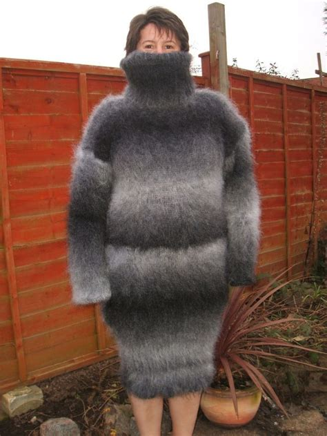 17 Best Images About Mohair Knitter On Pinterest Catsuit