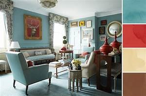 Interior, Design, Color, Palette, Ideas