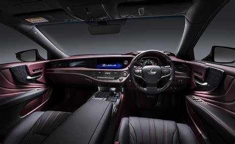 active cabin noise suppression 2011 lexus lx interior lighting the new lexus ls 500 is a supercar that drives straight