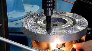 Machining The Flanges