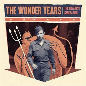 """The Wonder Years stream new song """"Passing Through A Screen ..."""