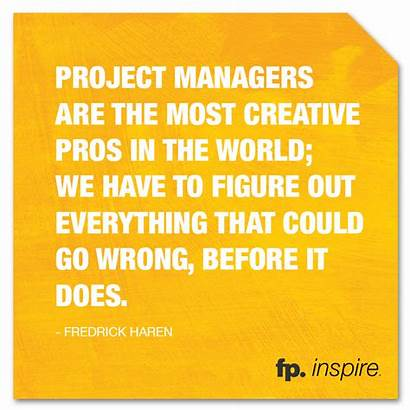 Quotes Management Project Motivational Manager Managers Famous