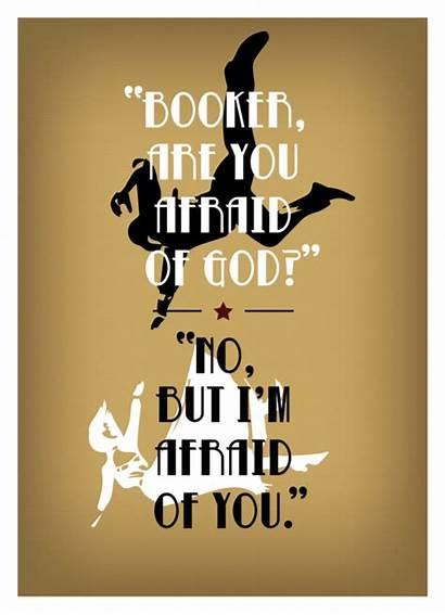 Quotes Bioshock Infinite God Fear Favorite Tattoo