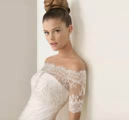 lace topper for wedding dress dress of the week rosa clara wedding tops the magazine