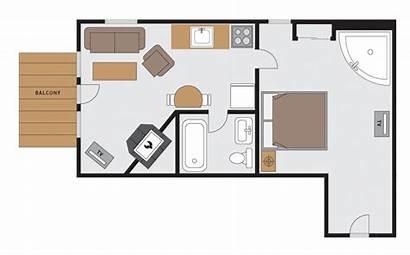 Suite Hotel Floor Plans Lodge Kitchen Suites