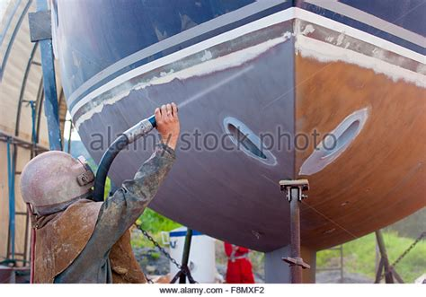 Sailing Boat Yard by Boatyard Boat Yard Boats Werft Repair Stock Photos