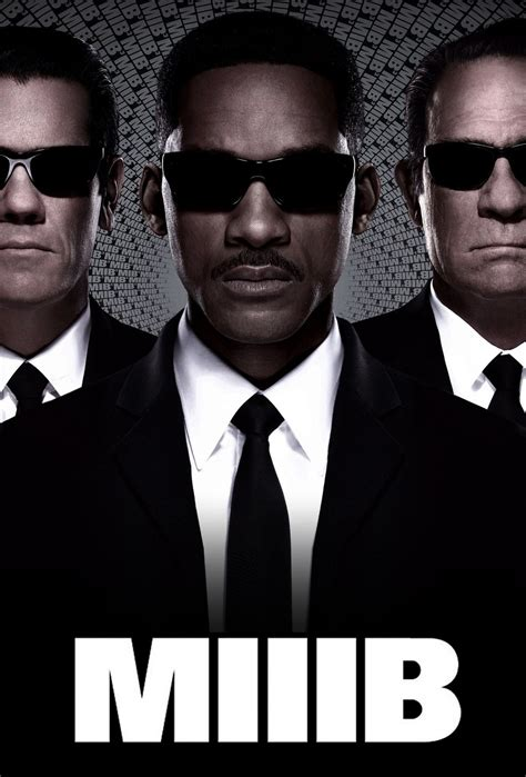 Miiib Men In Black 3 Movie Poster By Cabalseven On