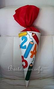 Schultüte Selber Basteln Motive : basteln mit papier herbst und halloween schultuete basteln bastelanleitung kostenlos ~ Watch28wear.com Haus und Dekorationen