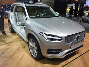 Volvo Xc90 Excellence : new volvo xc90 excellence debuts in new york with price tag of more than 100 000 the news wheel ~ Medecine-chirurgie-esthetiques.com Avis de Voitures
