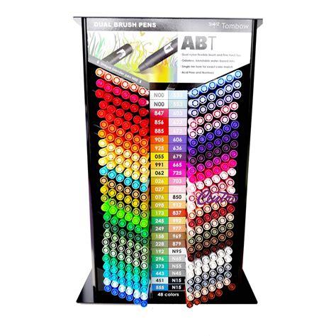 tombow dual brush  abt dual  brush coloring  warna save