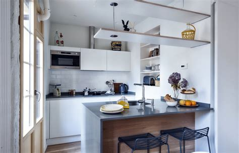 cucina con bancone bar foto piccola cucina con bancone di rossella cristofaro