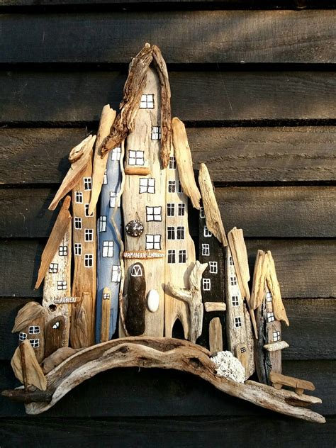 fill  home   delicate diy driftwood crafts