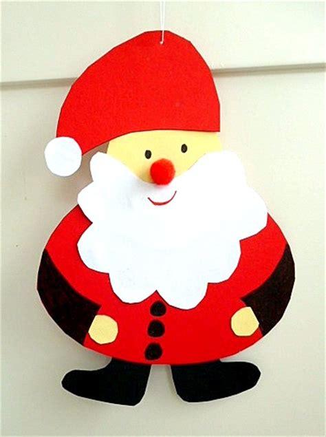 weihnachtsmann basteln vorlagen nikolaus zum aufh 228 ngen oder mit sack weihnachten basteln meine enkel und ich