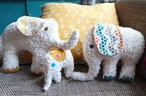 Stofftiere Für Babys : elefantenfamilie n hen schnittmuster f r babys pinterest ~ Eleganceandgraceweddings.com Haus und Dekorationen