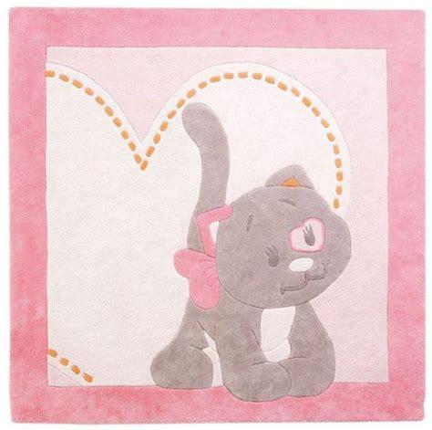 chambre bébé noukies noukies tapis en coton iris doudouplanet