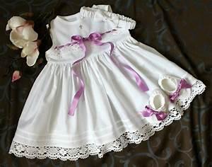 Baby Bettset Mädchen : taufkleid 3 tlg baby m dchen gr 56 86 swarovski ebay ~ Watch28wear.com Haus und Dekorationen