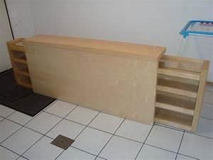 Ikea Möbel Umbauen : ikea malm bett mit nachttisch ~ Lizthompson.info Haus und Dekorationen