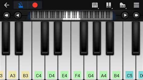 si鑒e de piano piano para android descargar