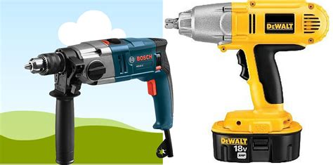 hammer drill  impact driver  basic woodworking