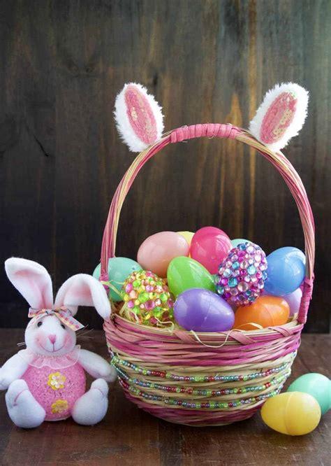 Oster Eierbecher Basteln by Diy Jeweled Easter Eggs