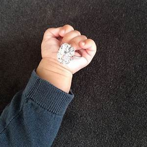 kim kardashian posts photo of north west with engagement ring With picture of kim kardashian wedding ring