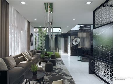 3 Natural Interior Concepts With Floortoceiling Windows