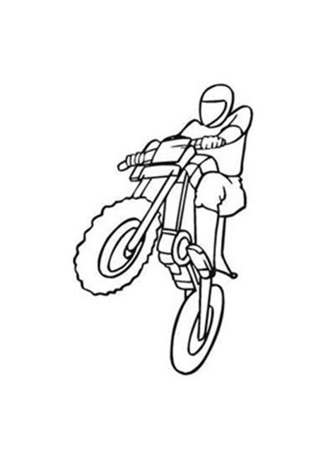 ausmalbilder motocross motocross malvorlagen